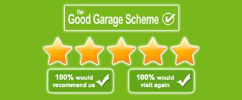 good garage scheme Shenley road dartford