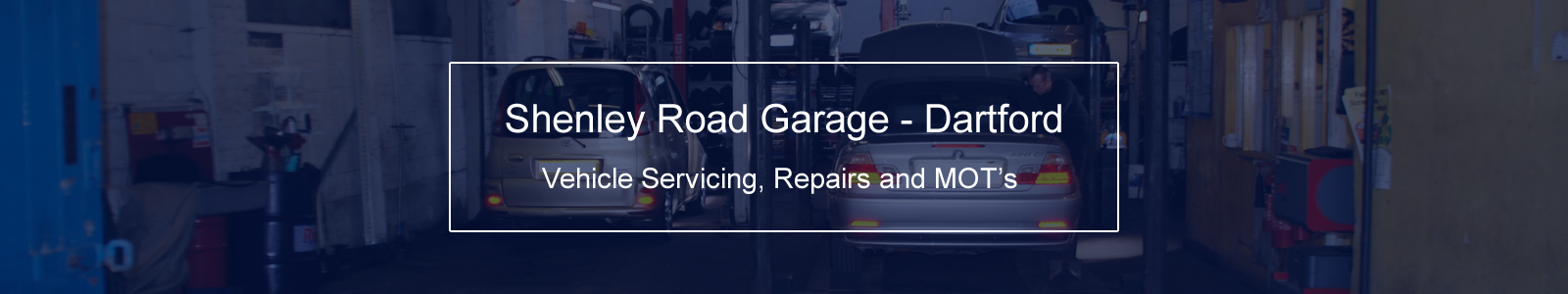 Shenley Road Garage